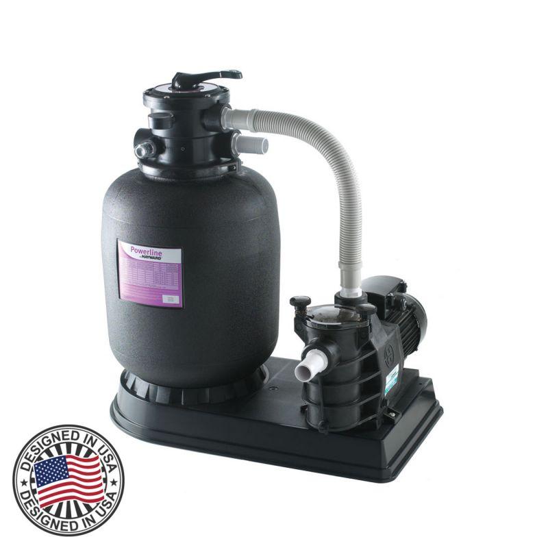 Фильтрационная установка Hayward PowerLine 81070 (D401)