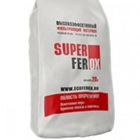 Загрузка обезжелезивания SuperFerox (20л, 25кг)