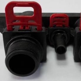 CAN-255 Монтажный комплект 255-норил 1 н. р., дренаж ½ в. р.  Pentair