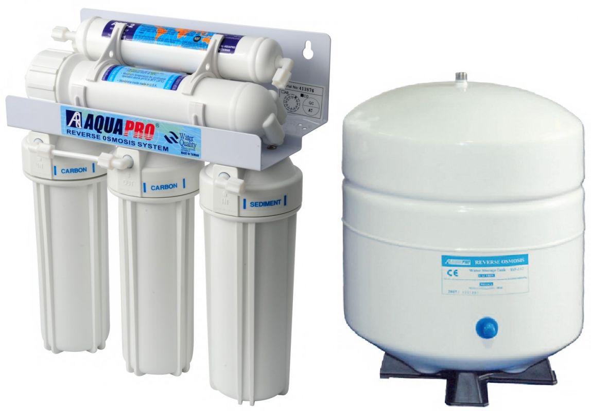 Система обратного осмоса Aquapro AP-600