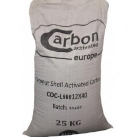 Загрузка Активированный уголь COC 12x40 (50л, 25кг)  ИНДИЯ