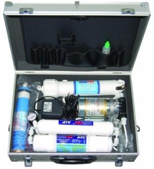 Система обратного осмоса в кейсе Aquapro Travel-Kit