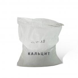 Загрузка Кальцит (фракция 0,7-1,5 мм, 25 кг)