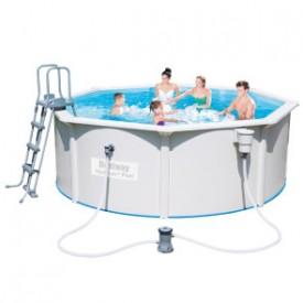 Сборный бассейн Bestway Hydrium Pool 56571 (360x120) с картриджным фильтром