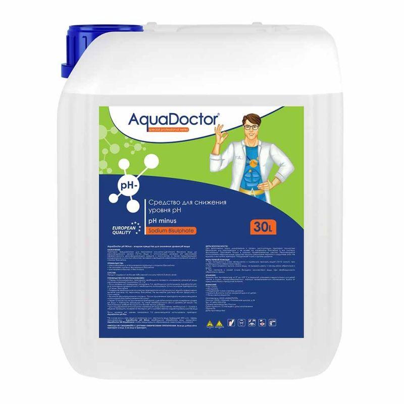 AquaDoctor pH Minus 30 л.