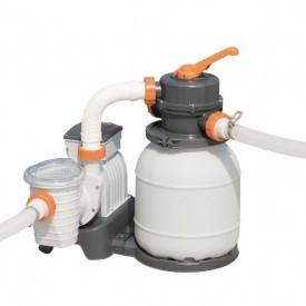 Фильтрационная установка Bestway 58497 FlowClear Песочная (5,6 м3/ч)