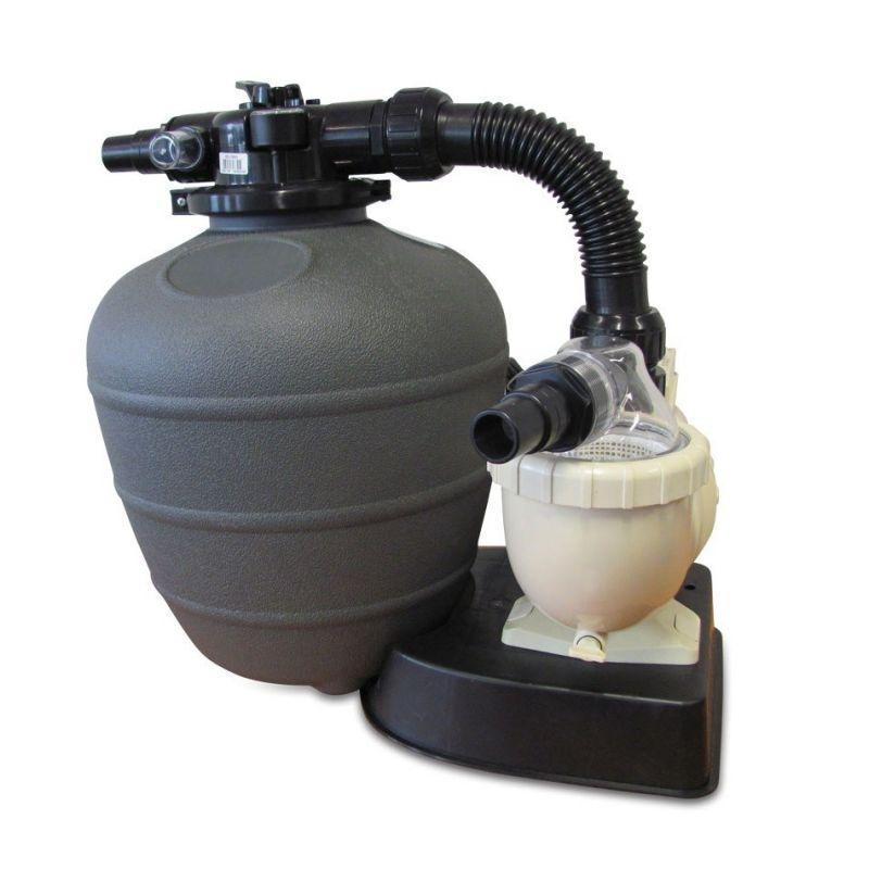 Фильтрационная система Aquaviva FSU-8TP