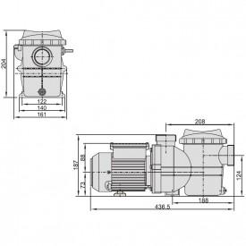 Насос Насос AquaViva LX SMP020M