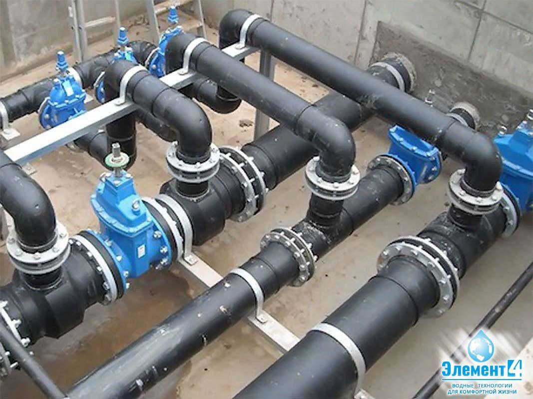 Проектирование и монтаж канализации